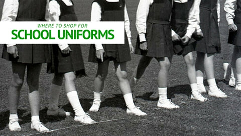 where to shop for school uniforms