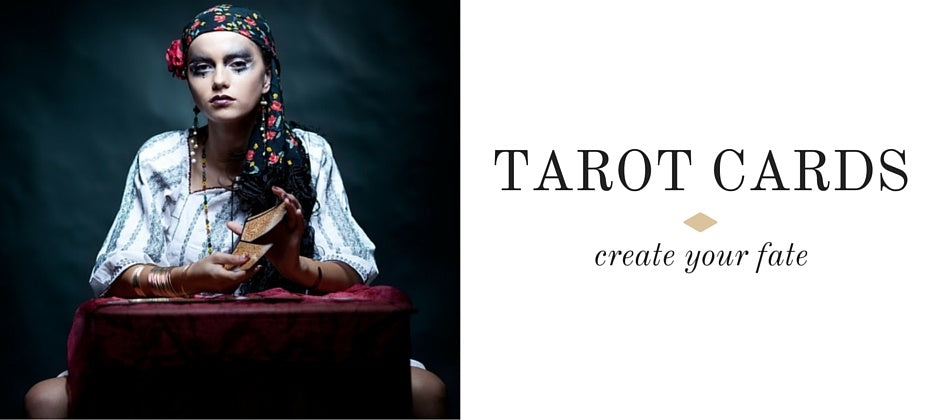 tarot cards to create your fate