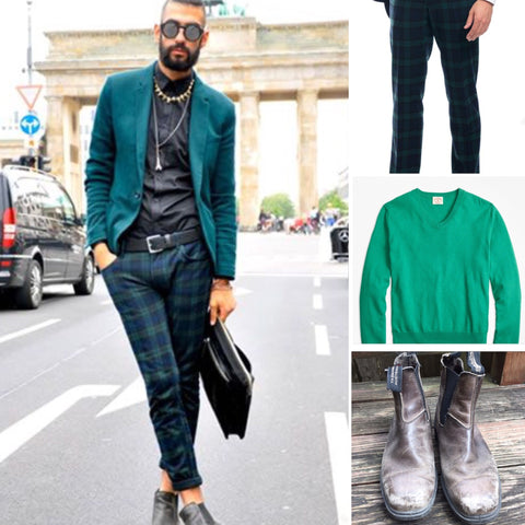 st paddy's day men's style