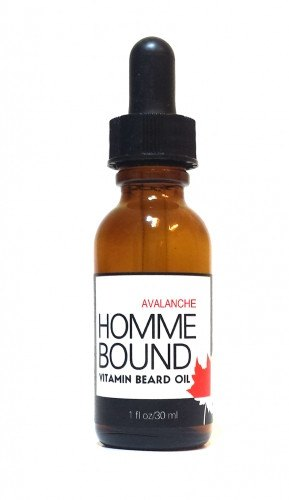 Beard Oil - Avalanche-Vitamin Beard Oil From Homme Bound