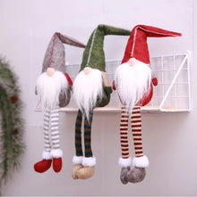 Knitted Scandinavian Tomte Nisse Holiday Gnomes