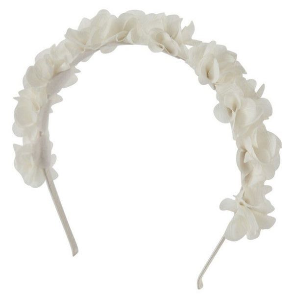 Headband - Girl's Baby's Breath Flower Headband