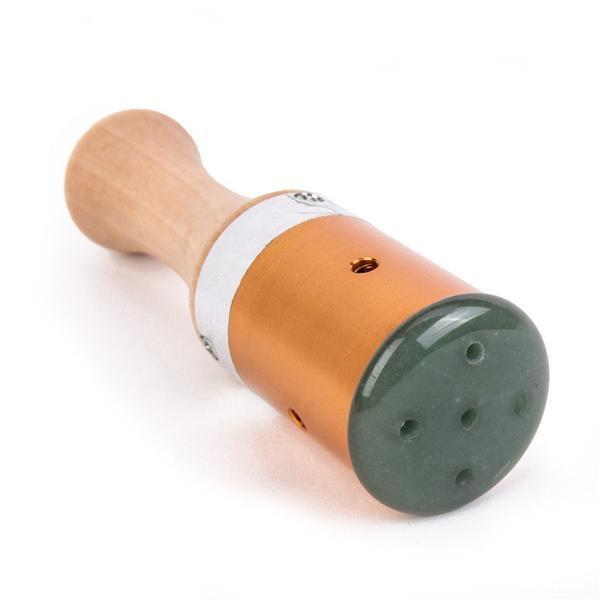 Incense Burner - Moxibustion Energy And Massage Roller With Moxa Holder