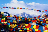Prayer Flags - Tibetan Buddhist Prayer Flags