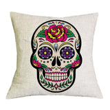 pillow cases day of the dead 2018
