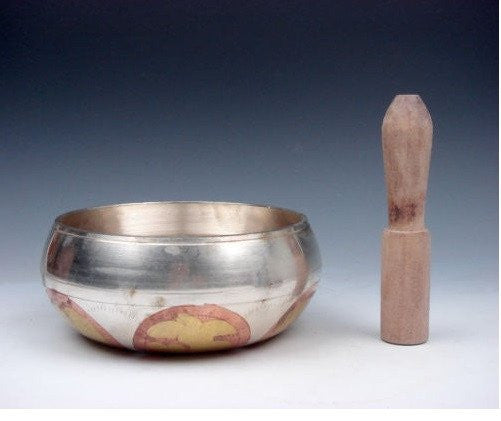 Singing Bowl - Copper Tibetan Chakra Singing Bowl