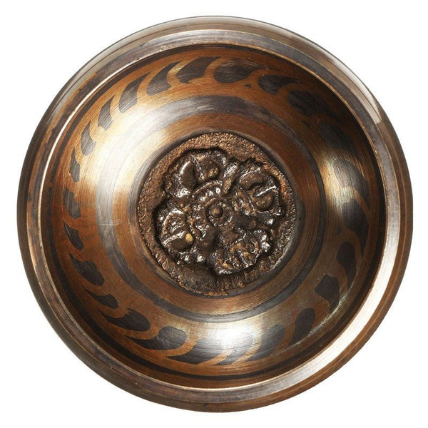 Singing Bowl - Healing Tibetan Brass Singing Bowl