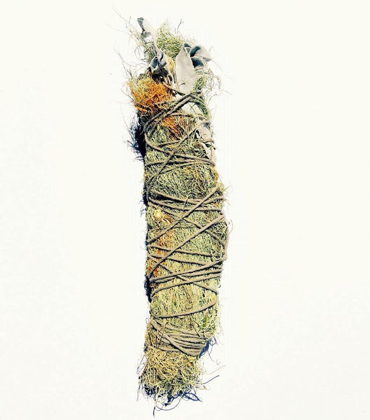 Smudge Stick - Sacred Wand No.1 Smudge Stick By Age Of Earth