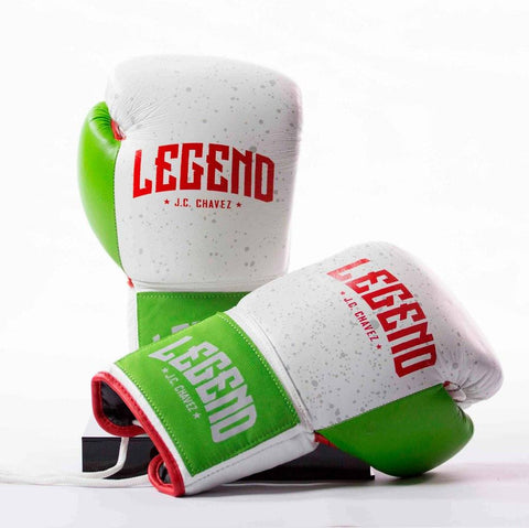 julio cesar chavez boxing gloves