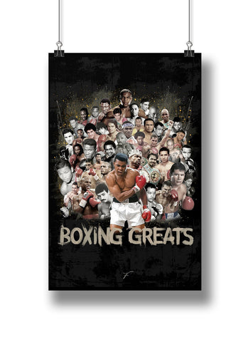Boxing Greats