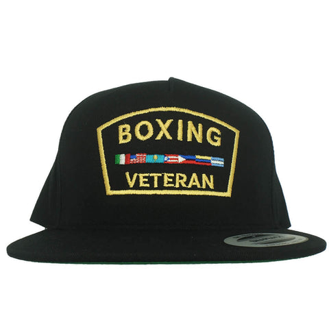 boxing veteran hat