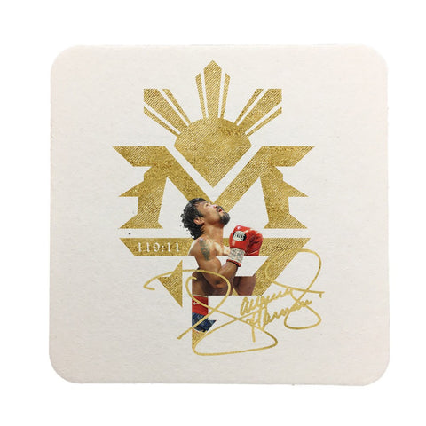 manny pacquiao coasters