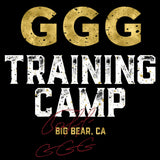 TRAINING CAMP GGG