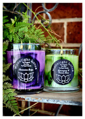 The Original Eco Soy Tie Dyed Candle