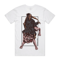 Jeepers Reapers White T-Shirt