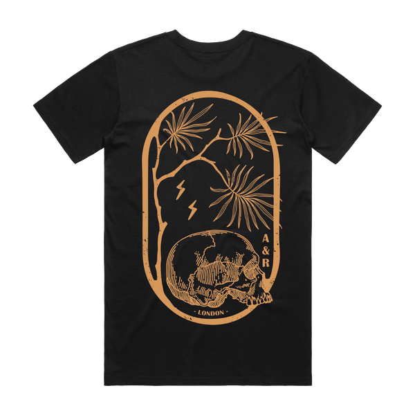 Death in Paradise Black T-Shirt