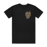 Snakebite Black T-Shirt