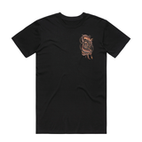 Moray Skull Black T-Shirt