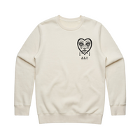 Lonely Heart Sweat Set - Limited