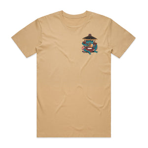 Ramen King Tan T-Shirt