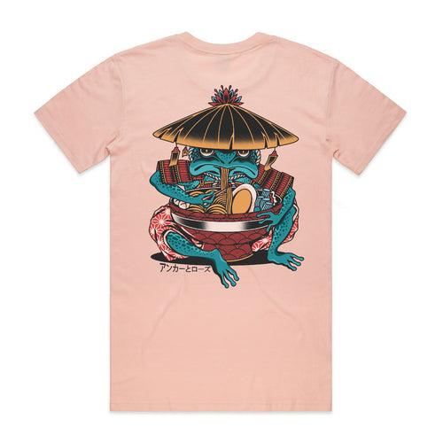 Ramen King Rose Pink T-Shirt