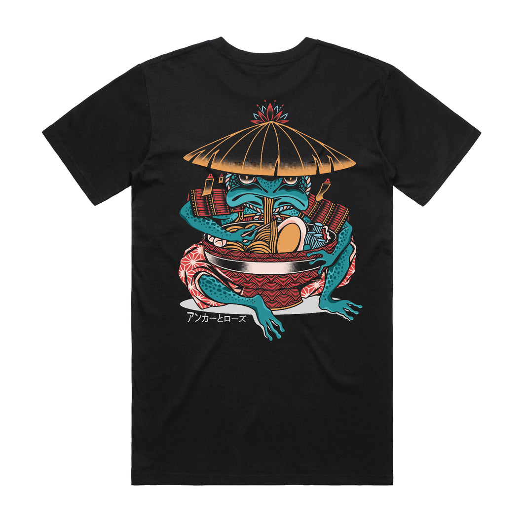 Ramen King Black T-Shirt