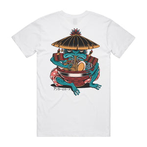 Ramen King White T-Shirt