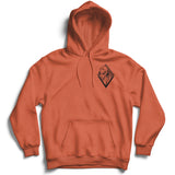 Alien - Burnt Orange Hoodie