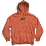 Eye - Burnt Orange Hoodie