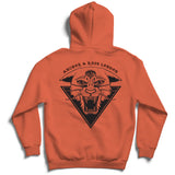 Jaguar - Burnt Orange Hoodie