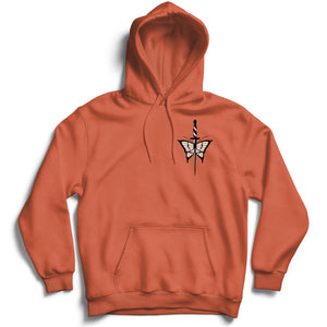 Monarch - Burnt Orange Hoodie