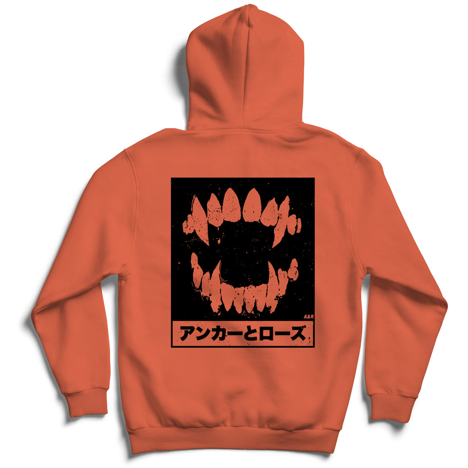 Street - Burnt Orange Hoodie