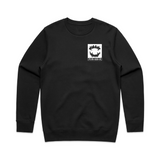 Street Black Sweatshirt