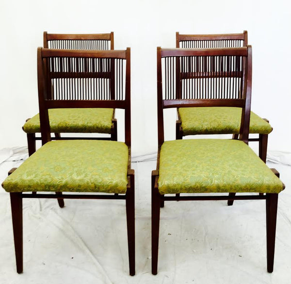 Mid Century Modern Dining Chairs by Drexel