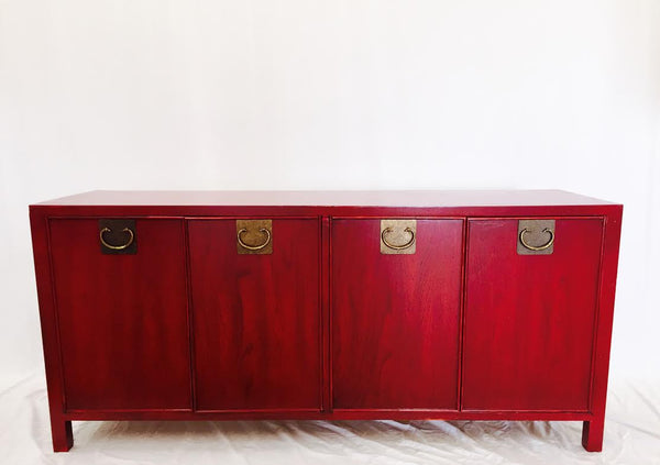 Lacquered Credenza / Buffet