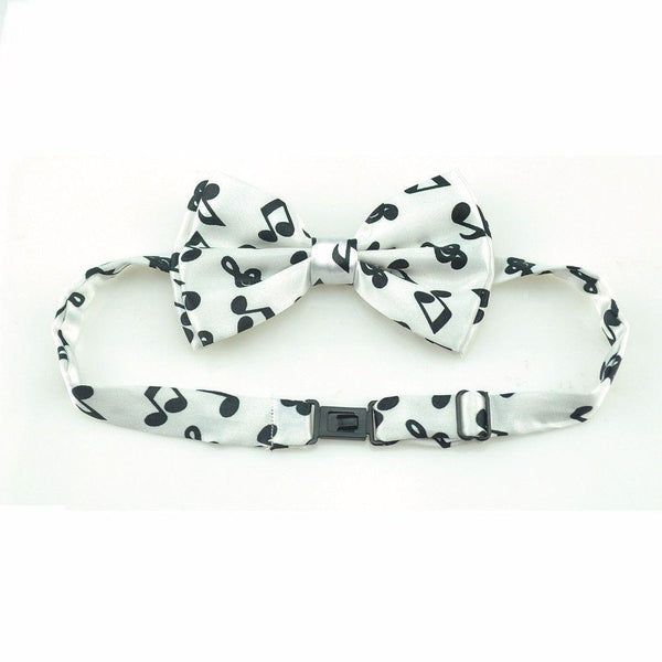 Fashionable Music Note Bow Tie Offer-KaboodleWorld