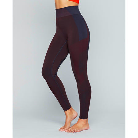 Moonchild Yoga Wear Aurora Legging Seamless Leggings Fig