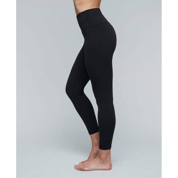 Moonchild Yoga Wear Lunar Luxe Legging Legging Black Iris
