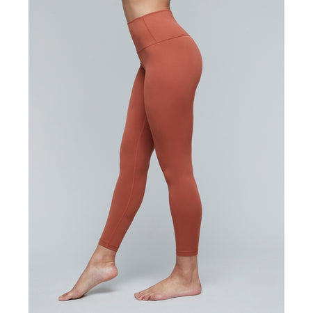 Moonchild Yoga Wear Lunar Luxe Legging Legging Burnt Sienna