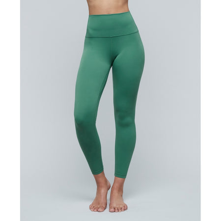 Moonchild Yoga Wear Lunar Luxe Legging Legging Emerald