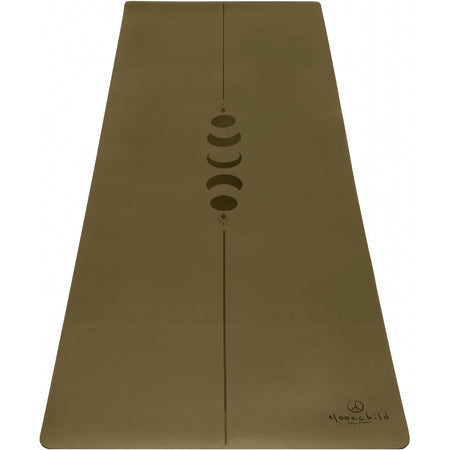 Moonchild Yoga Wear Moonchild Yoga Mat Yoga Mats Dark Olive