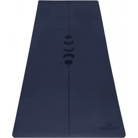 Moonchild Yoga Wear Moonchild Yoga Mat Yoga Mats Navy Blue