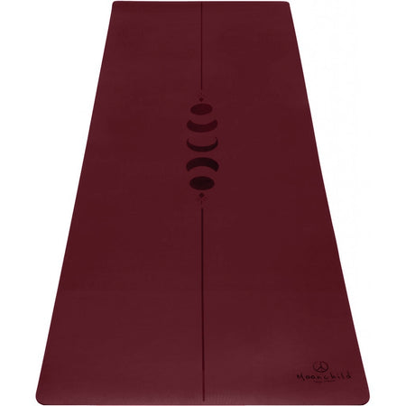 Moonchild Yoga Wear Moonchild Yoga Mat Yoga Mats Plum