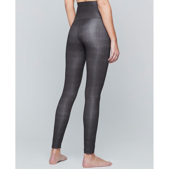 Printed Leggings - Moon Shadow - Moonchild Yoga Wear