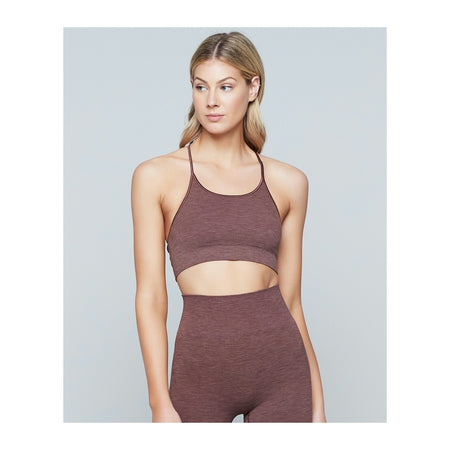 Moonchild Yoga Wear Seamless Zen Top Seamless Tops Earth