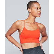 Moonchild Yoga Wear Seamless Zen Top Seamless Tops Oxy Fire