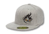 CrawlTek Revolution - FlexFit Hat - Heather Gray - CrawlTek Revolution
