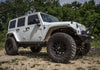 Jeep Wrangler JK 4 Door Rocker Guard - CrawlTek Revolution
