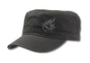 CrawlTek Revolution - Military Cap - Dark Gray - CrawlTek Revolution