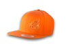CrawlTek Revolution - Snapback Hat - Orange - CrawlTek Revolution